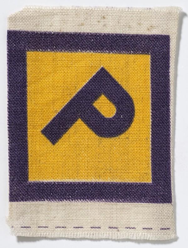 """Buchstabe """"P"""" © Dokumentationszentrum NS-Zwangsarbeit"""