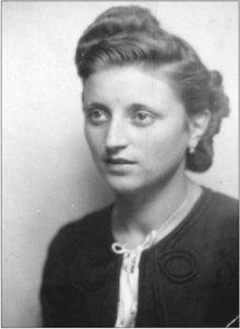 Elisa Gérard, Berlin, 11. August 1942. Vorderseite © Privatbesitz / Jugendgeschichtswerkstatt Spandau