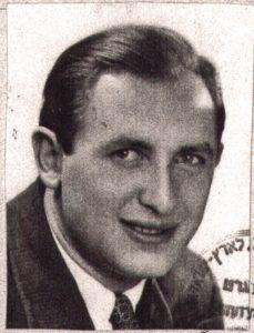 Marcel Tuchman, 1948 © Privatbesitz / Metropol Verlag