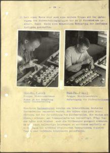 Vierteljahresbericht über Arbeitseinsatz russischer Kriegsgefangener, Berlin, 29. August 1942