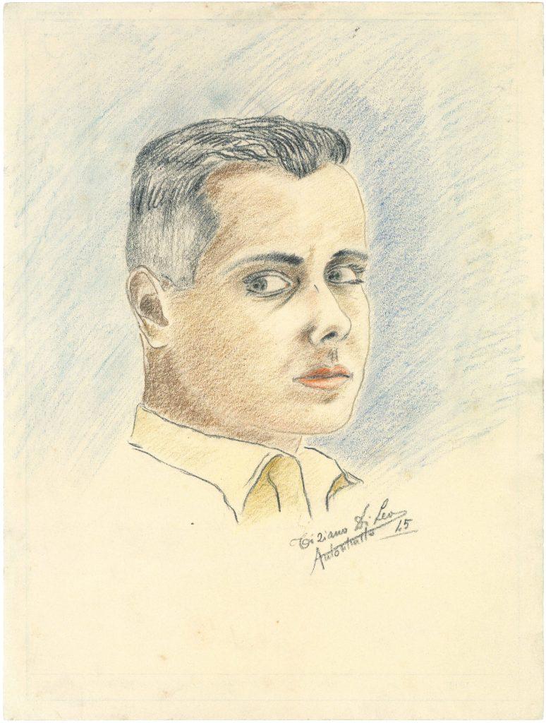 Tiziano Di Leo, Vom Verbündeten zum Kriegsgefangenen