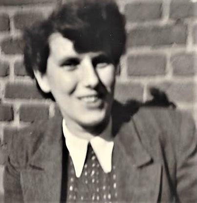 Foto von Waltraud Blass, vermutlich im Alter zwischen 20 und 30 Jahren. © Archiv der VVN-BdA Nordrhein-Westfalen, Oberhausen