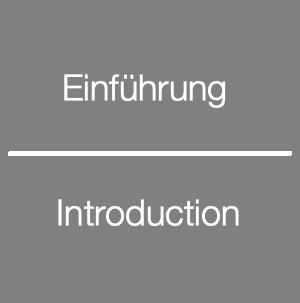 Einührung - Introduction